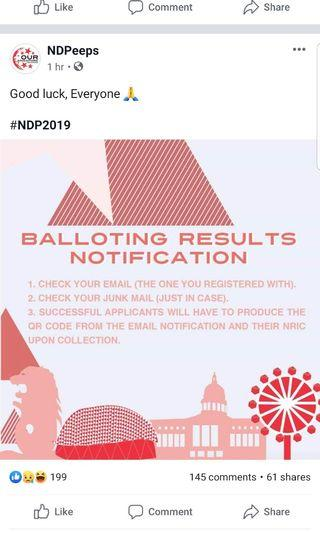 🚚 unable to get ticket, looking for ndp tickets