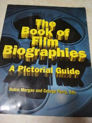 The Book Of Film Biographies