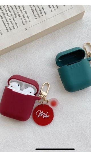 Customized airpod casing