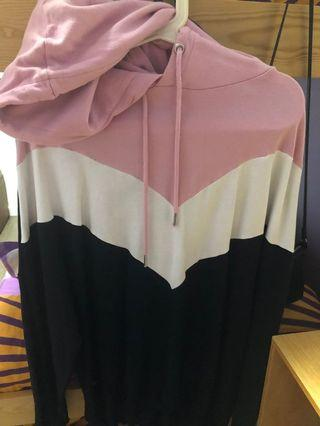 🚚 oversized hoodie