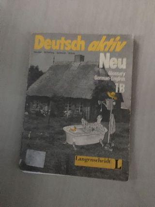 🚚 Learn German book