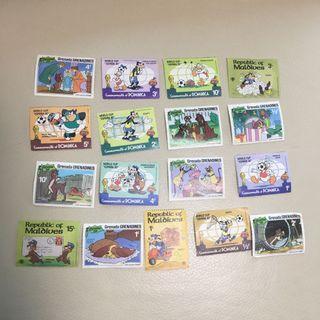 卡通 郵票