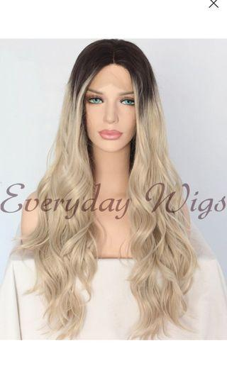 Everyday Wigs Ombre blonde WIG