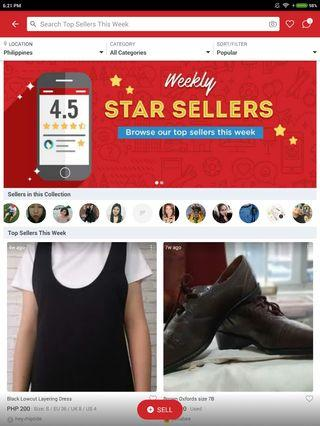 FEATURED @ CAROUSELL... (ONLINE BUYER, Though) 😊