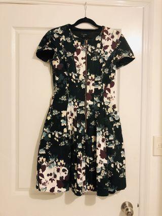 Cue Floral Dress
