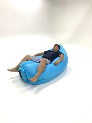 🚚 Inflatable bed good for indoor and outdoor