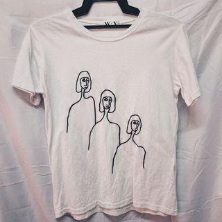 Illustration Shirt #CarousellxCasetify