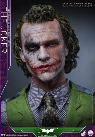 Hot toys 1:4 joker special edition