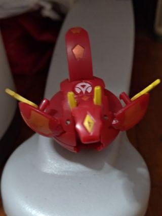 Bakugan Pyrus Dragonoid