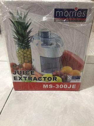 🍹MORRIES - Juice Extractor (Juicer)