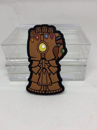 Marvel Avengers Infinity Gauntlet pvc patch