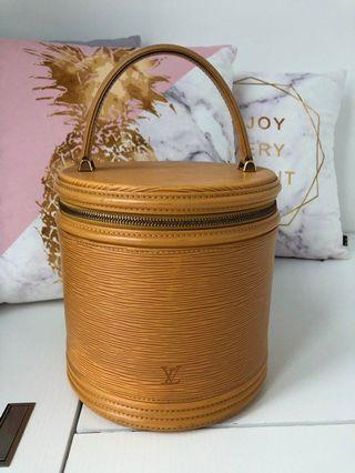 LV Vintage Bag中古桶包