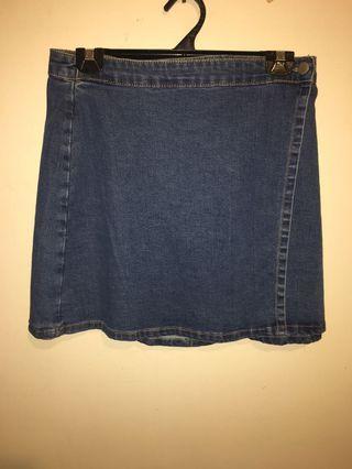 Size US 14 Denim Skirt
