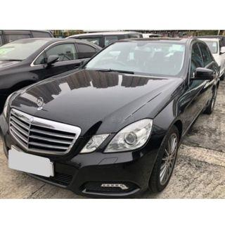 MERCEDES-BENZ E300 AVANTGRADE 2009