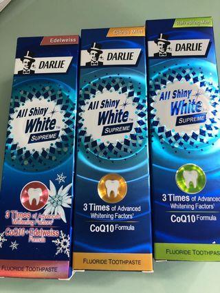 Darlie 牙膏