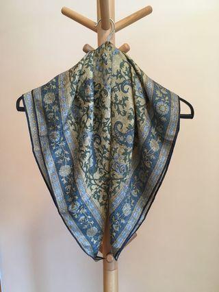 Jim Thompson silk scarf