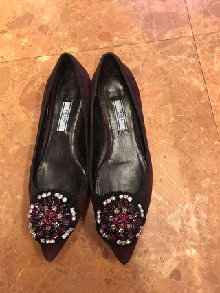 Prada 美鞋