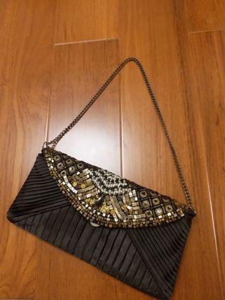Beauitful Clutch Bag 黑色斯文包包