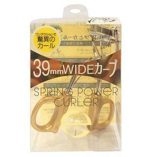 日本EXCEL SANA 金色 3D超廣角彈力睫毛夾 39mm