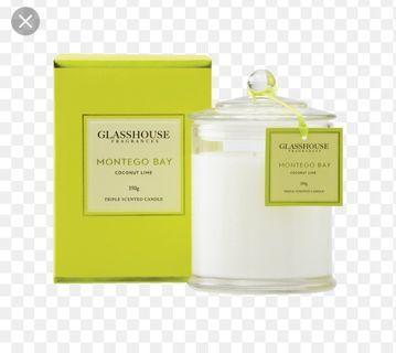 Glasshouse Montego Bay Candle