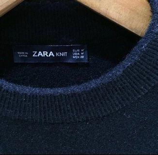 Black Zara Knit