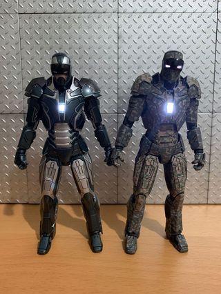 Comicave Iron Man Shotgun Shades 75% diecast