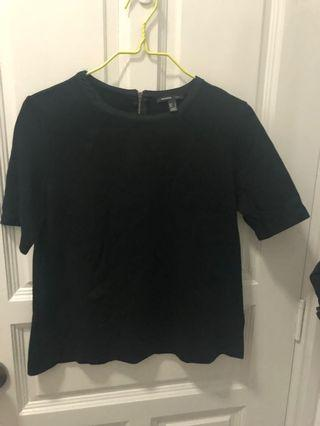 Mango Black Top