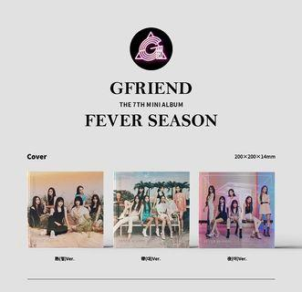 GFRIEND - FEVER SEASON ALBUM