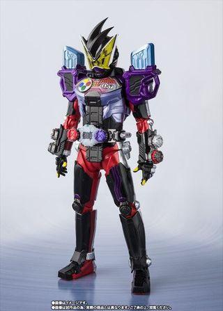 shf kamen rider geiz genm armor