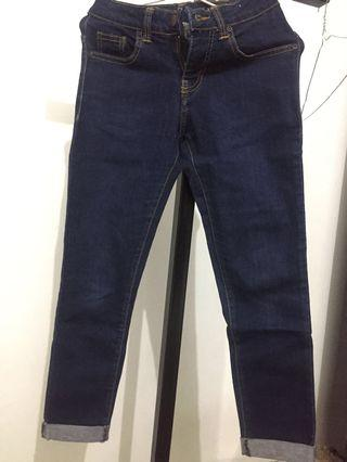 Dust Jeans - Navy 7/8