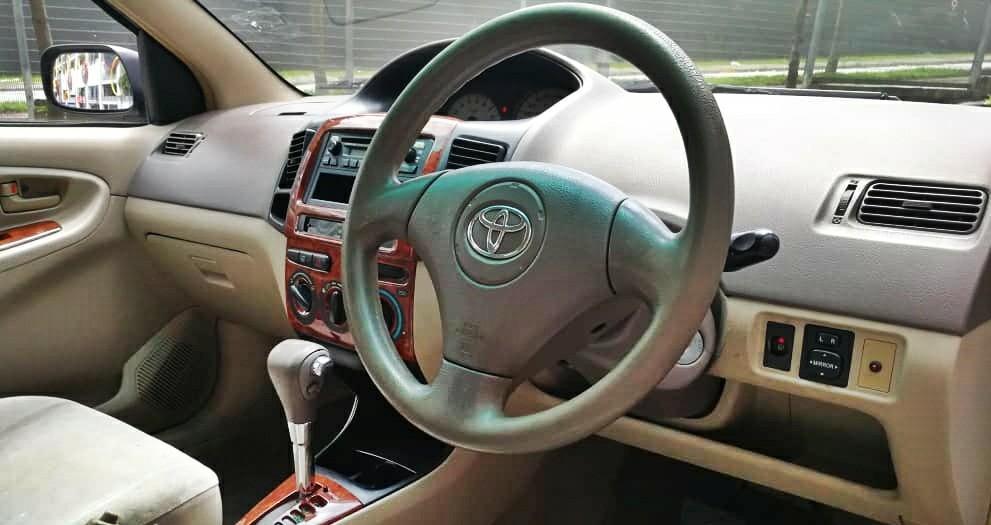 2007 Toyota VIOS 1.5E (A) DP 2990 JIKA B/LIST BOLEH MOHON LOAN KEDAI KERETA.