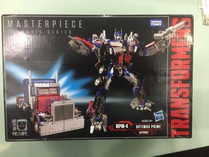 Transformers Masterpiece Optimus Prime MPM4