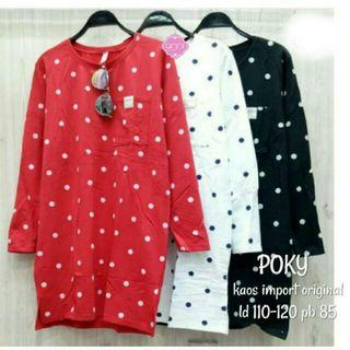 Pocket Polka Merah
