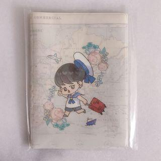 [WTS] Jimin Fanart Passport Case
