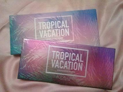 Focallure Eyeshadow Tropical Vacation