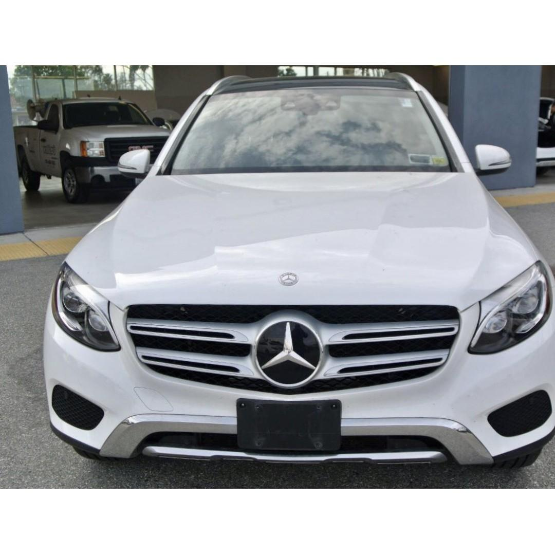 2016 GLC 300 4MATIC