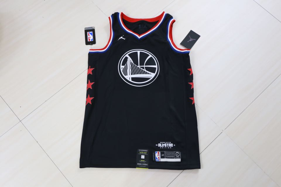 check out 37624 46da6 🏀最後一件🏀2019 NBA All Star Stephen Curry Jersey 2019 全 ...