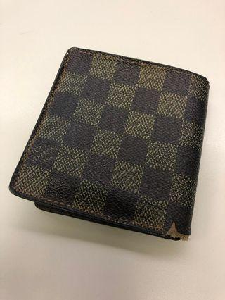LV wallet 銀包