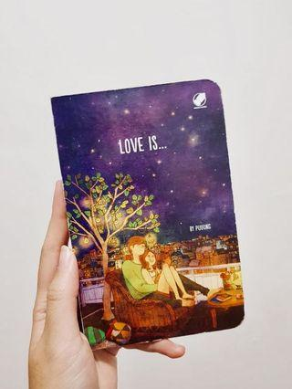 Notebook - Love is... by Puuung~
