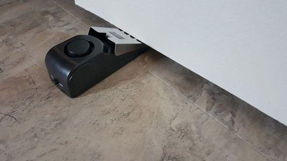 Home Wireless Door Stop Alarm
