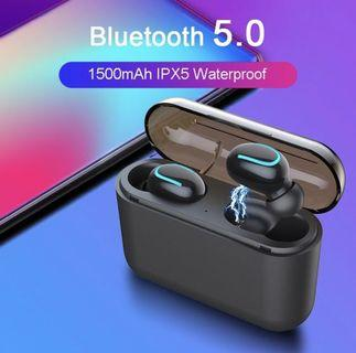 HBQ Q32 True Wireless TWS Bluetooth Earbuds with Charging Case