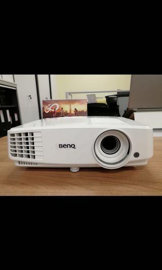 商用投影機   (BenQ MX528)