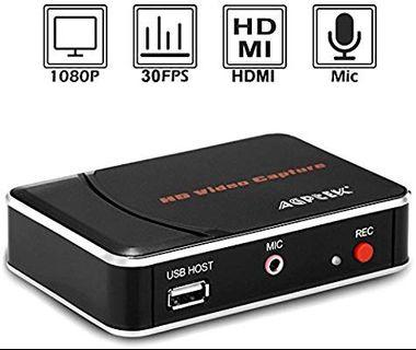 HD Game Capture Recorder