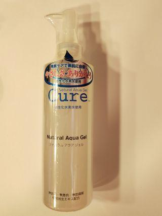 Cure - 水感保濕 溫和去角質啫喱250g