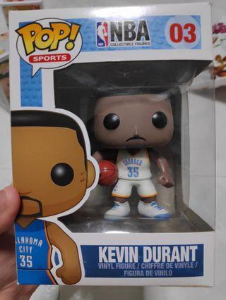 Funko Pop Kevin Durant OKC