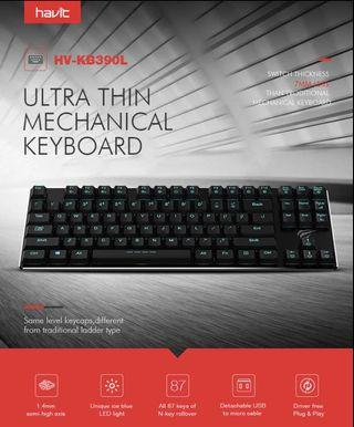 Havit HV-KB390L Keyboard