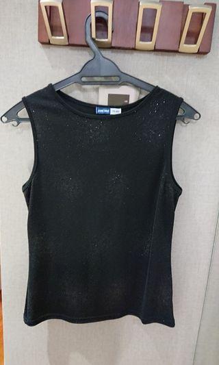 Black Glitter Shirt