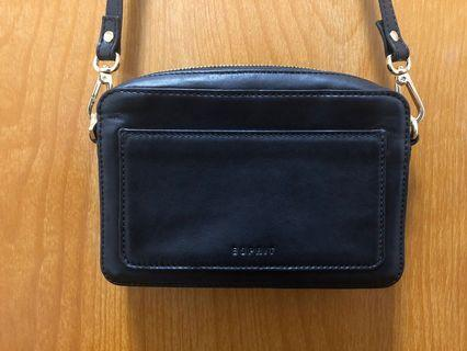 Esprit Sheep Leather Bag Cross body