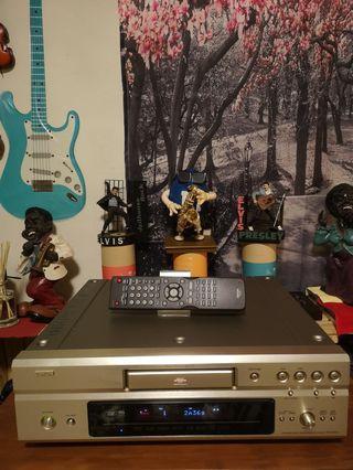 Denon dvd audio/SACD player 3910