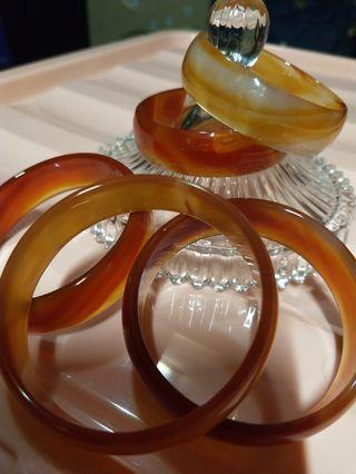 Agate bracelet for kids